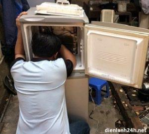 nạp gas tủ đông tại hà nội