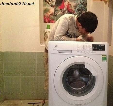 sửa máy giặt tại la khê