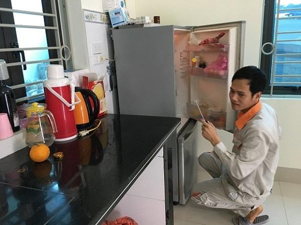 Sửa tủ lạnh tại nhà ở Mỹ Đình