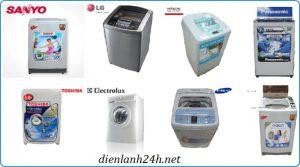 Sửa máy giặt tại Đội Cấn